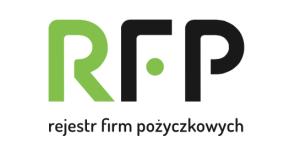 logo rejestru firm pożyczkowych