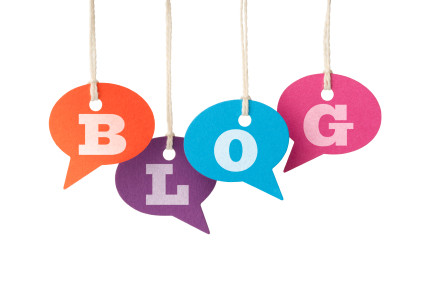 ikona informująca o blogu